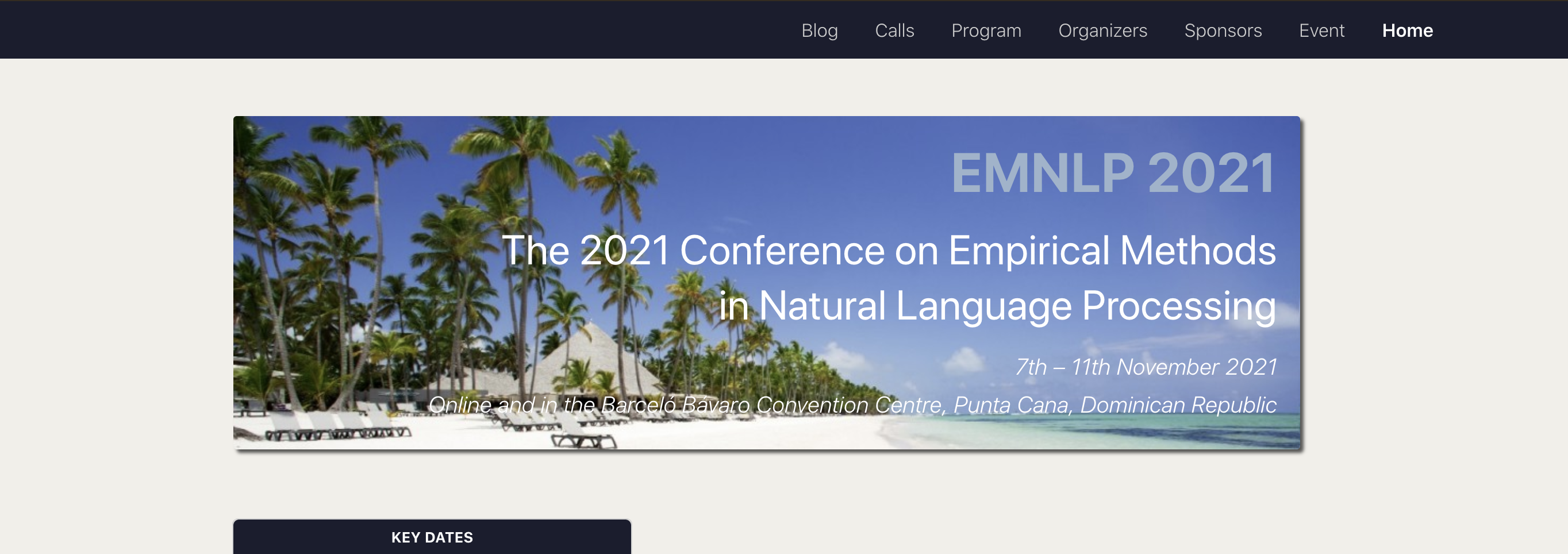 Three Papers Accepted at EMNLP 2021